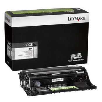 Фотобарабан Lexmark 50F0Z00 (return program), № 500Z