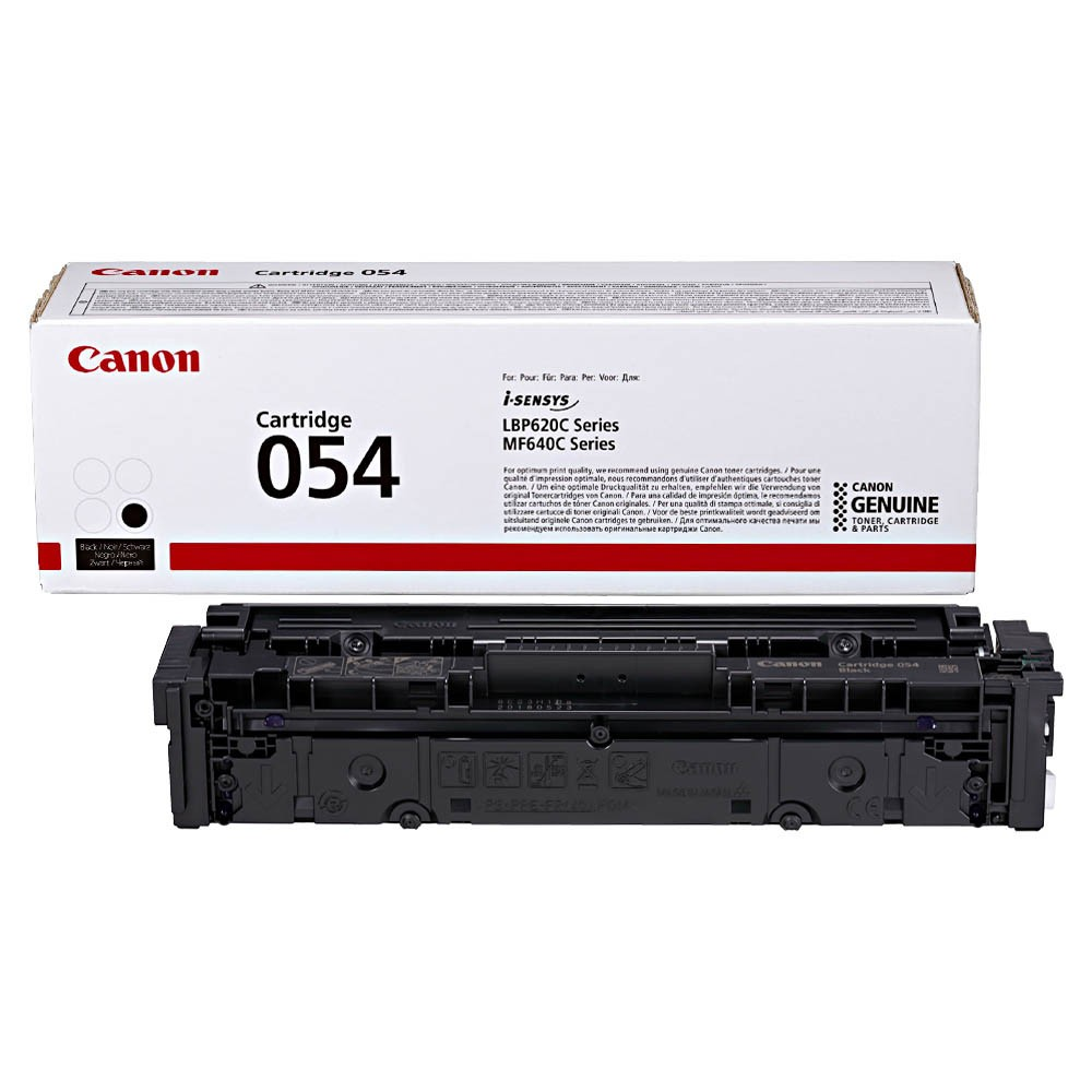 Картридж Canon Cartridge 054 Black черный, № 054
