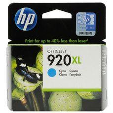 Картридж HP CD972AE голубой, № 920xl