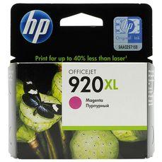 Картридж HP CD973AE пурпурный, № 920xl