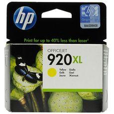Картридж HP CD974AE желтый, № 920xl
