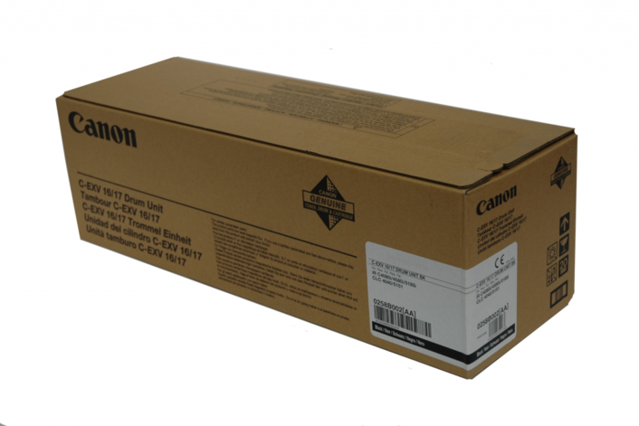 Картридж Canon C-EXV 16,17 Black Drum барабан черный