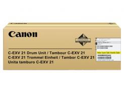 Картридж Canon C-EXV21 Yellow Drum барабан желтый