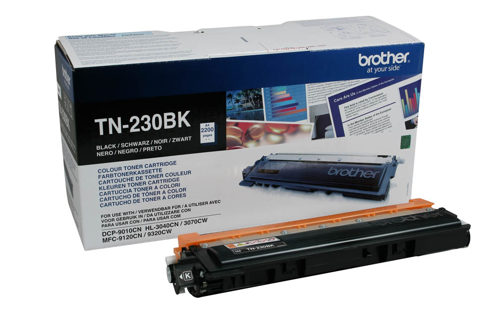 Картридж Brother TN-230Bk черный
