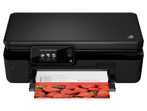 HP DeskJet Ink Advantage 5520 series