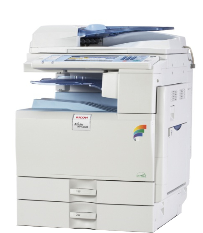 RICOH AFICIO MP C2551 DRIVER WINDOWS 7 (2019)
