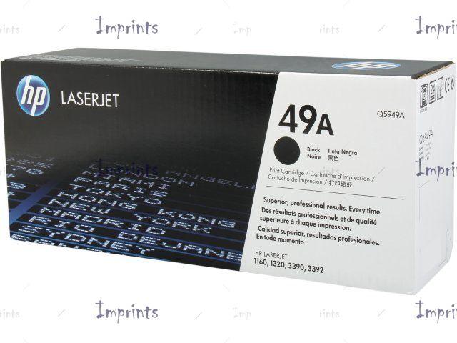 Картридж HP Q5949A, № 49A черный для принтера HP оригинальный, цена, характеристики