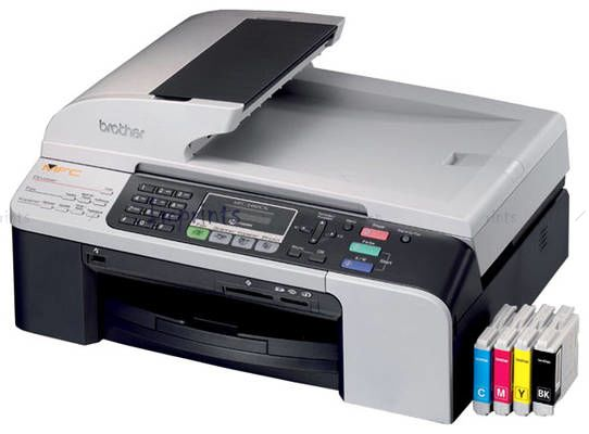 DRIVER UPDATE: BROTHER PRINTER MFC-5460CN