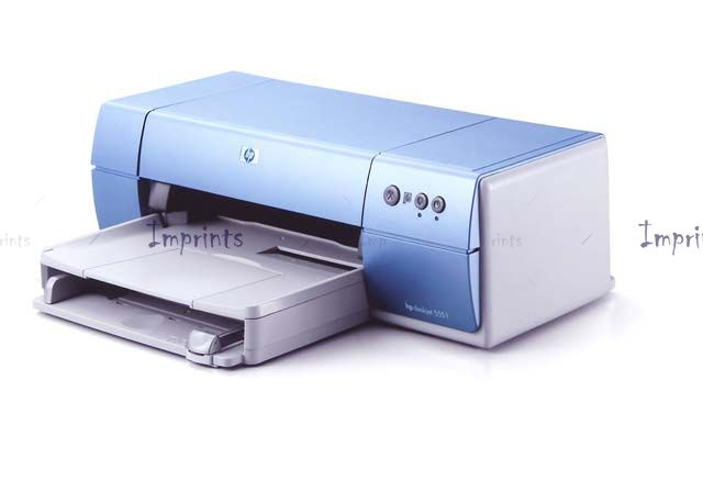 Hp deskjet 5551 Drivers for PC